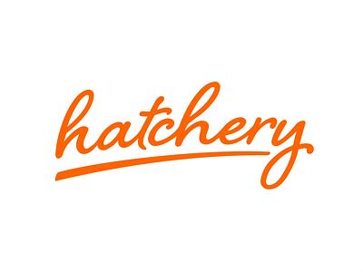 hatchery logo animation motion frame by frame animation logo hatchery