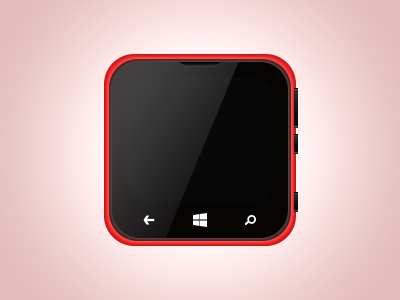 Lumia 820 iOS Icon
