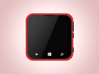 Lumia 820 iOS Icon