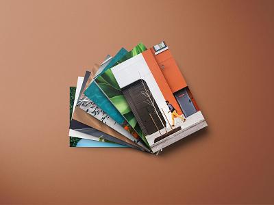 Stacked Cards Mockup mockup psd design resource stacked cards business cards graphic design brand identity mockup