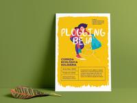 Plogging Beja Poster design