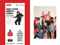 Supreme x Louis Vuitton - Mobile Home