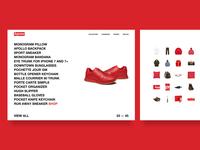Supreme x Louis Vuitton - Product List