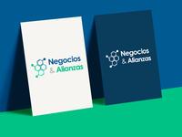 Negocios y Alianzas Logotipo