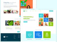 Dnutrition WebSite