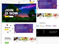 Ican-b New WebSite