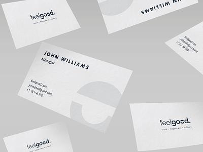 Branding Material | 99 series businesscard typography minimal logo icon design branding