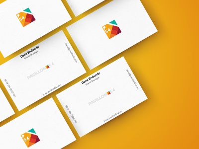Business Card Design | 99 series business card logodesign colorful africa abstraction minimal logo icon branding