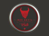 Red Devil Beard Balm, Wrath