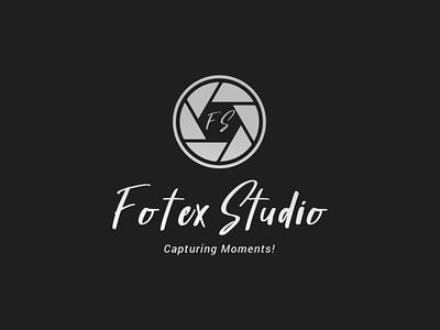 Fotex Studio Logo capture photographylogo photography