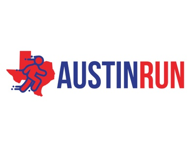 Austin Run Logo austin logo