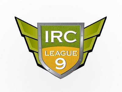 IRC League Logo robotics ircleague irc