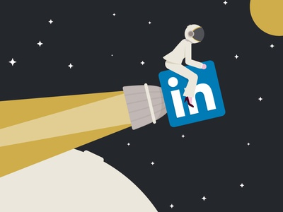 How to make the most of LinkedIn illustration