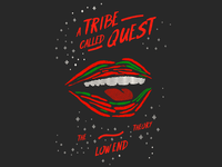A Tribe Called Quest Poster for ATL Collective