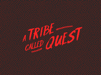 Details and exploration on the Tribe poster