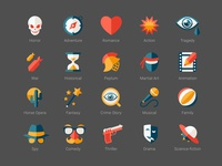 Cultissime App Icons