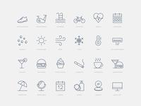 Romy Paris App Icons