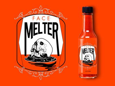 Face Melter Hot Sauce