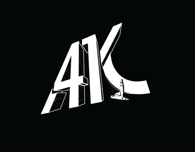 AK41 - Alvin Kamara Logo