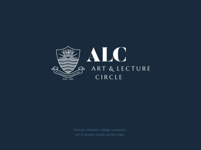 FC College University ALC Society logo