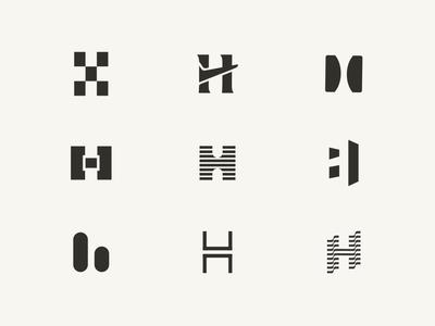 H logo Collection