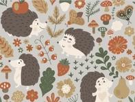 Hedgehog pattern hedgehog
