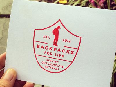 Backpacks For Life non for profit veterans