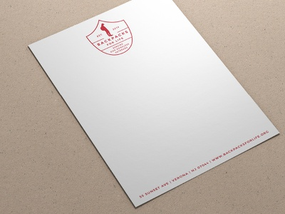BFL letterhead non for profit veterans