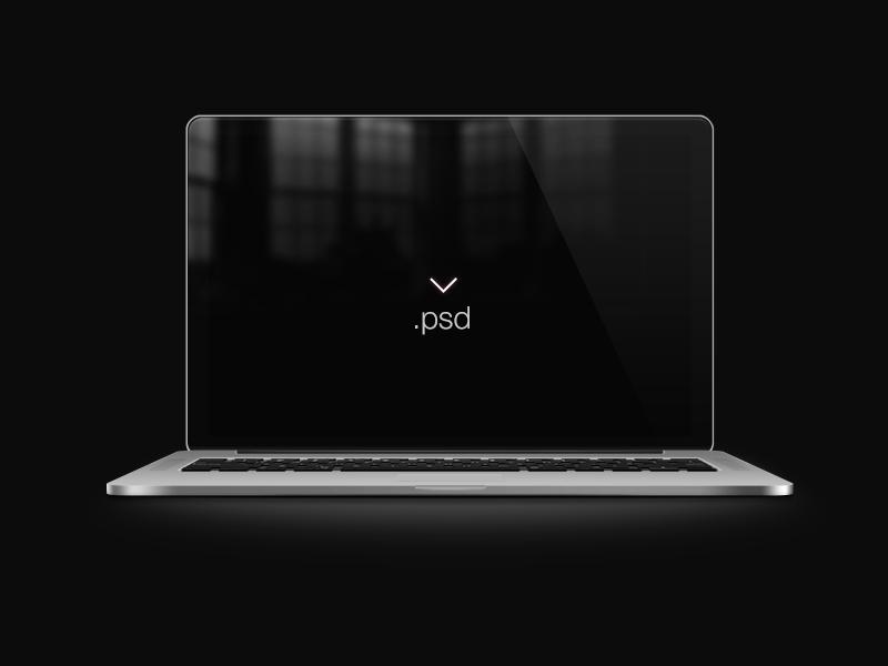 retina mbp - freebie psd freebie mbp macbook pro free mockup