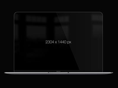 macbook psd freebie mac screen design reflection macbook psd mockup freebie free