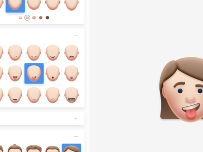 Emoji labs illustrations icon app tool avatar emoji