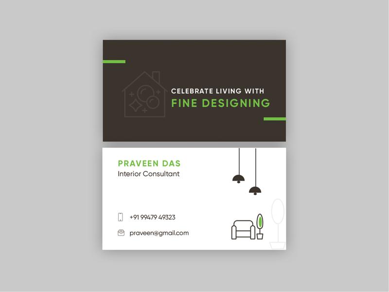 minimal visitingcard visit card visitingcard vector uiux logo branding typography design creative ux