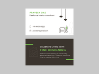 visting card illustrator icon illustration logo branding typography ui design creative ux