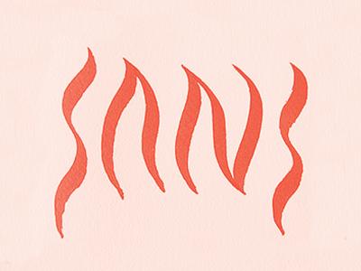 Inferno Sans