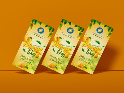 Mango Day Banner