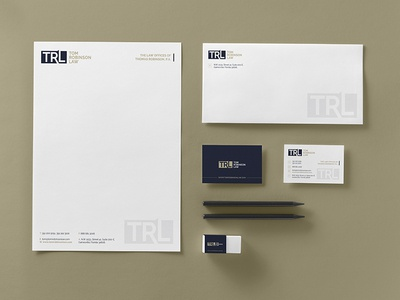 Corporate Stationary - TRL