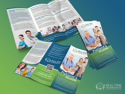 Trifold Brochure - Patient's Guide