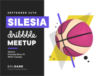 Silesia Dribbble Meetup