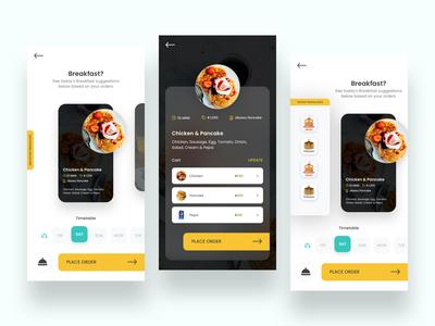 Food Suggestion App
