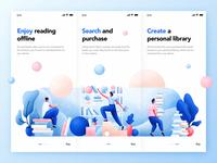 Books App Onboarding
