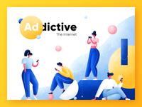 The Internet Addictive