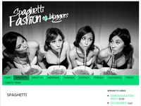 Spaghetti Fashion bloggers