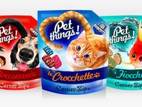 Pet Things! PET FOOD