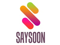 Saysoon Business at Your Fingertips, brand identity