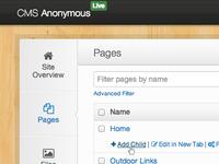 Multi-site CMS Redux