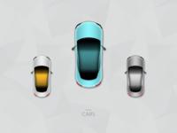 Cars / Cab Illustration