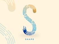S Shape Logo