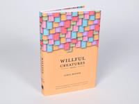 """Willful Creatures"" Book Jacket Redesign"