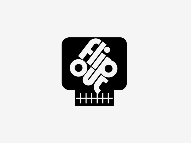 logos flipout mark