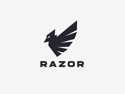 logos razor logo